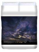 Sunseticus Dramaticus Duvet Cover