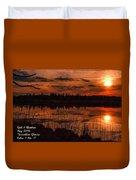 Sunsettia Gloria Catus 1 No. 1 L A. Duvet Cover
