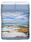 Sunshine Beach, Noosa Duvet Cover