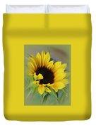 Sunshine Beauty - Sunflower Duvet Cover