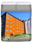 Sunshine Mill Winery The Dallas Oregon Duvet Cover