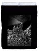 Sunshine Mine Disaster Memorial -  Idaho State Duvet Cover