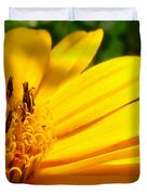 Sunshine Sally Duvet Cover