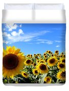 Sunshiny Day Duvet Cover