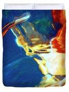 Sunspot Duvet Cover