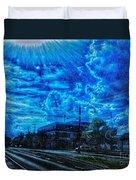 Sunstruck Duvet Cover