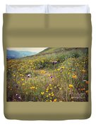 Super Bloom Duvet Cover