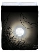 Super Moon  Duvet Cover