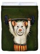 Super Rat Duvet Cover
