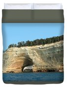 Superior Rock Duvet Cover