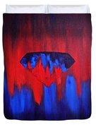 Superman Duvet Cover