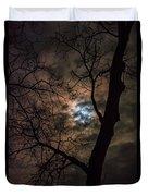 Supermoon W Tree 12-13-16 Duvet Cover