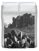 Superstition Mountain 2 Duvet Cover