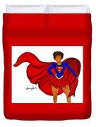 Superwoman I Am  Duvet Cover