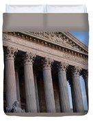 Supreme Court Building Duvet Cover