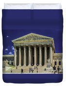 Supreme Court Of The United States Duvet Cover