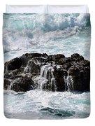 Surf No. 134-1 Duvet Cover