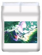 Surfer 2 Duvet Cover