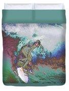 Surfer 3 Duvet Cover