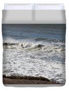 Surfer 53 Duvet Cover
