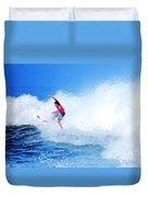 Surfer Alex Ribeiro - Nbr 3 Duvet Cover