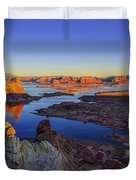 Surreal Alstrom Duvet Cover