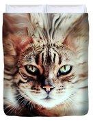Surreal Cat Duvet Cover