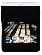 Surreal Nightscape Duvet Cover