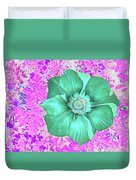 Surreal Poppy  Duvet Cover