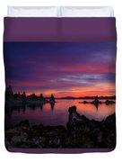 Surreal Sunrise Duvet Cover