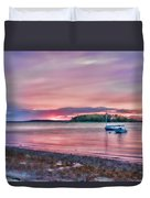 Surreal Sunset Duvet Cover
