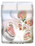 Surrealism Examined Duvet Cover