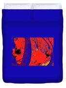 Surrounded 6 Duvet Cover