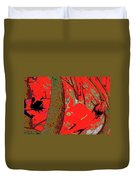 Surrounded 9 Duvet Cover
