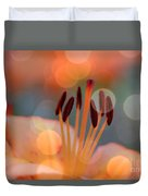 Surrounded By Soothing Sunshine Duvet Cover