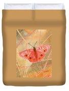Survival Butterfly Duvet Cover