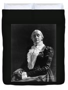 Susan B. Anthony (1820-1906) Duvet Cover