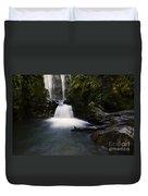 Susan Creek Falls Oregon 2 Duvet Cover