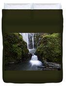 Susan Creek Falls Oregon 4 Duvet Cover
