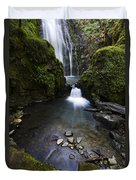 Susan Creek Falls Oregon 5 Duvet Cover