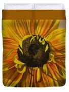 Susanna's Sunflower Duvet Cover