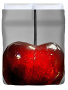 Suspended Cherry Duvet Cover