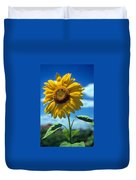 Sussex County Sunflower Duvet Cover