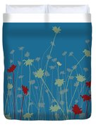 Suzy's Meadow Duvet Cover