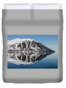 Svalbard Reflection 2 Duvet Cover