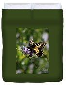 Swallowtail Butterfly 1 Duvet Cover