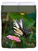 Swallowtail Butterfly 3 Duvet Cover