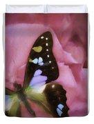 Swallowtail Dreams Duvet Cover