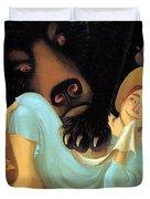 Swamp Angel 21 Paulozelinsky Sqs Paul O Zelinsky Duvet Cover