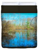 Swamp Things  Duvet Cover